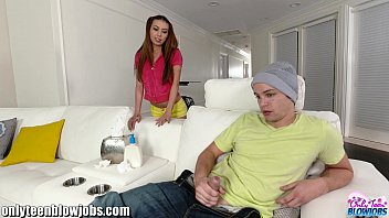OnlyTeenBlowjobs StepBrother And StepSister Fun   Video Make Love