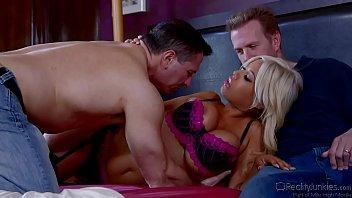 Bridgette B Gets Double Penetrated...
