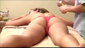 Mother takes Daughter for Massage but she get's... | Video Make Love