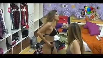 Florencia desnuda gran hermano