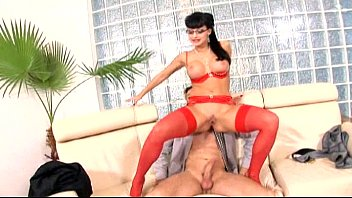 Anal loving bitch Aletta Ocean gets her ass barbecued while sucking a cock