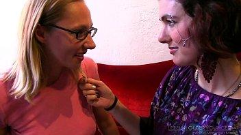 Confused Lesbian Sadie Lune and Maggie Mayhem | Video Make Love