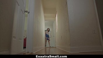 Exxxtrasmall tiny cheerleader stretched and fucked