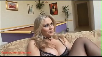 Blacksruinblondes.com blond mom milf cogar pussy ruined by monster bla..