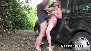 Videos Sexo Hd Fake taxi driver fucks babe outdoor