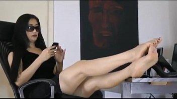 Lovely asian girl very comfortable ..