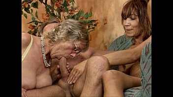 orgy Granny movie