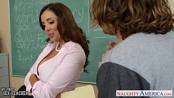 Naughty sex teacher francesca le fucking
