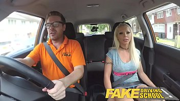 Fake Driving School Barbie earns her pass with ... | Video Make Love