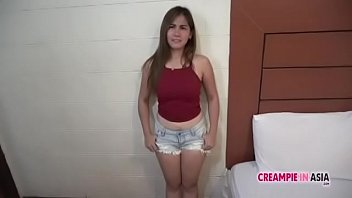 """Creampie. Her reacted like """"What the hell are y... 