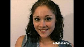 Netvideogirls - anna calendar audition