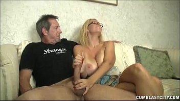 milf cock tit Big big