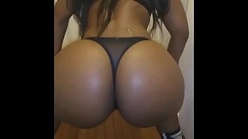 Ebony Big Ass Twerking
