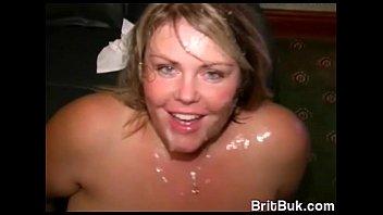 Shower fuck cum video