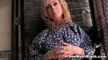 Cuckold boyfriend watches Nina Elle fucking BBC