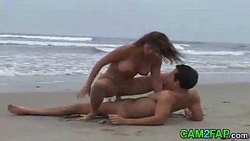 Beach Sex Movie