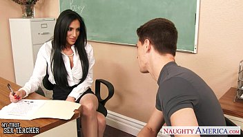 Busty sex teacher Jaclyn Taylor gets banged in ... | Video Make Love