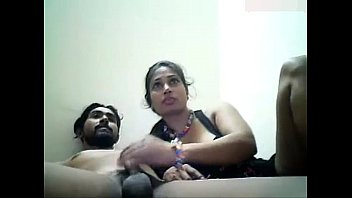 Indian couple pov blowjob- fierycam..