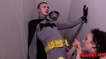Demon lilith seduces batman w lilit..