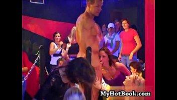 Drunk sex striptease party in the club xxx