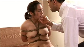 巨乳人妻束縛調教ハメ撮りSEX|日本人動画