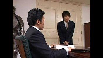 【熟女 フェラ】ビッチでHなタイトスカートの熟女秘書の、フェラロータープレイ動画!【変態】