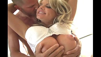 Blonde MILF with huge tits gets fucked | Video Make Love