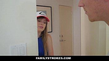 Familystrokes- step-sis blows bro for pokemon