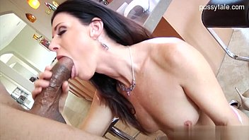 Sexy Summer Daize facialed by big dick
