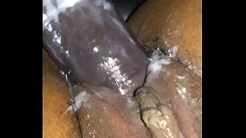 Wettest black pussy in the world