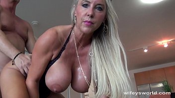Blonde mom blowjob stories