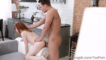 Anal-angels.com -emily red - chick puts sex spell on dude