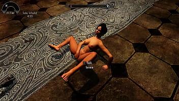 Scrolls pics Elder porn