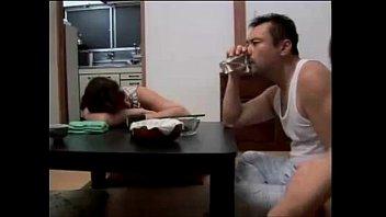 【巨乳・爆乳の熟女・人妻動画】禁断の近親相姦SEX。お椀型巨乳おっぱいの若い女との燃え上がるような生挿入。