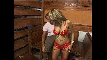 Hot mature slut banged in a tavern! | Video Make Love