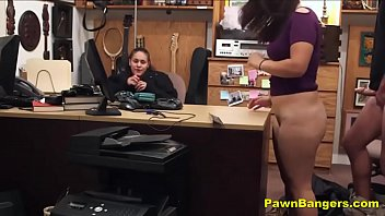 Shoplifter fucking her way out of punishment