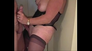 Squirting from huge cock