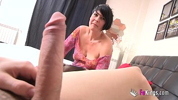 Mature Spanish Work My Cock