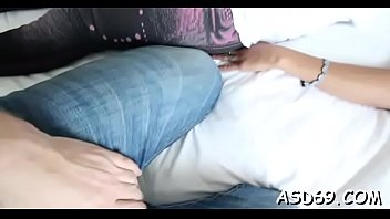 Lewd oriental wench gives a ride | Video Make Love