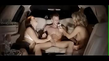 Ricachonas en limousine