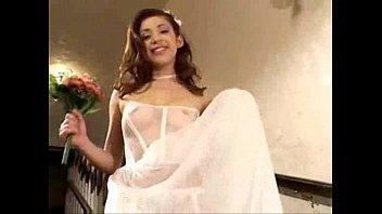 Групповой секс невестой при муже