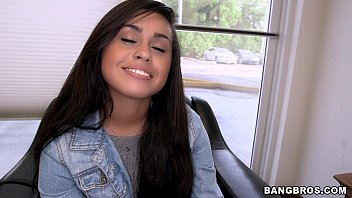 Cute Shy Latina wants to be in Porn | Video Make Love