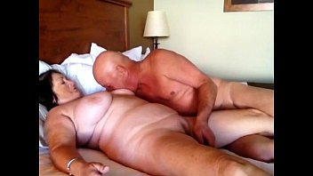 Afternoon sex xxx part 1 grandma cums