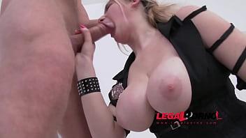 Big butt slut ria first time in studio: nasty n...
