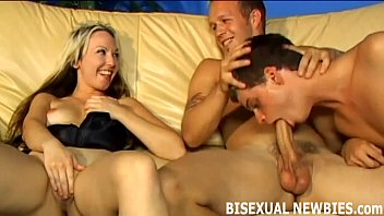 Bisex forced throat