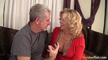 Grandma takes a fat cock and cum in her mouth | Video Make Love
