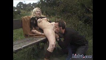 At last horny slut receives loads of tasty spunk
