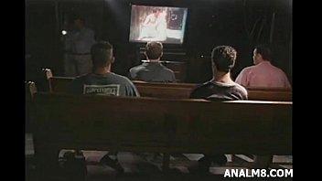 Video Por Gay Cruising in a theatre