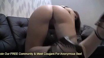 MILF Finger Fucks Her Wet Pussy & Asshole At Ho... | Video Make Love