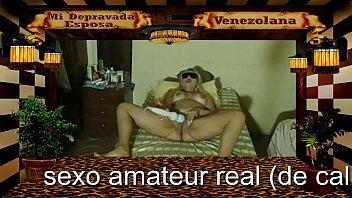 Venezolana masturbandose